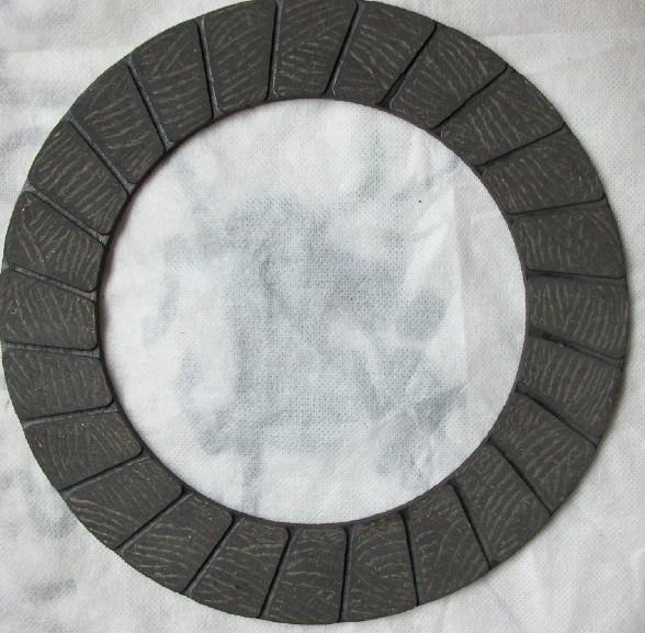 无石棉离合器面片1