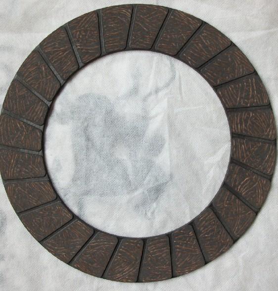 无石棉离合器面片3
