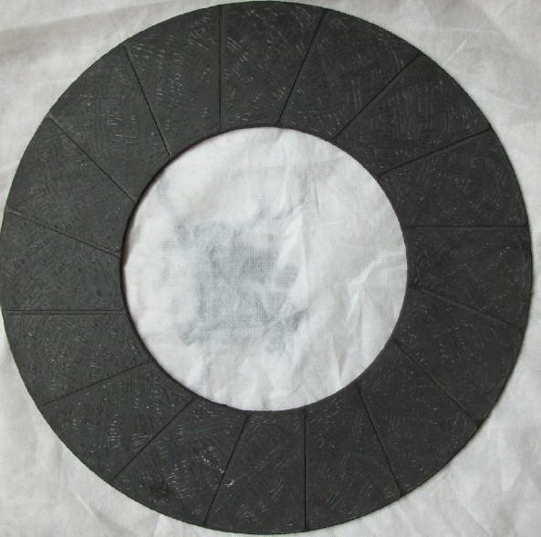 无石棉离合器面片5